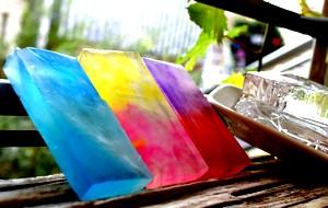 名古屋石鹸作り体験