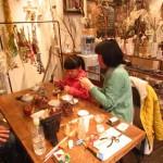 ポカポカ暖か室内のワークショップ(手作り体験) -名古屋 体験 おでかけ-