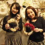 クリスマスリース作り 【@愛知 名古屋 体験】