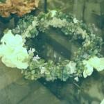 花冠 ウエディング 手作り