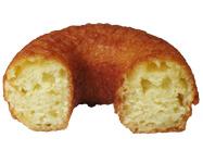 ドーナッツの断面