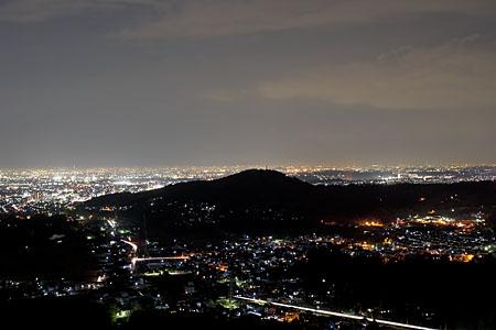 名古屋 夫婦 夜景