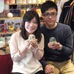 名古屋 彼女と一緒に 【@手作り体験 デート】