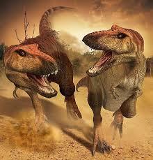 大高緑地 恐竜