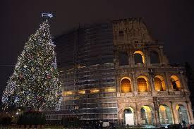クリスマスツリーの歴史