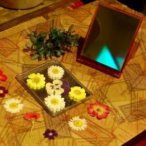 押し花体験 名古屋
