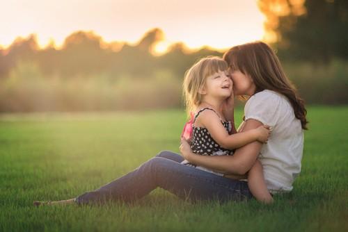 親子の画像