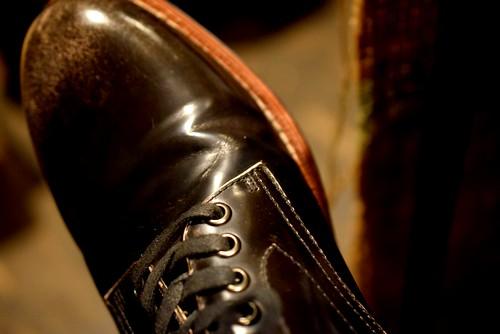 自分へのご褒美 靴