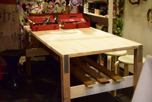 DIY 名古屋 テーブル