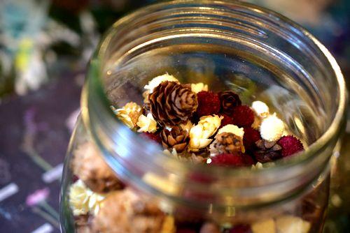 ハンドメイド 花 材料
