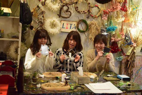 ステンドグラス体験 名古屋市