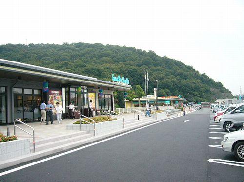 サービスエリア 名阪