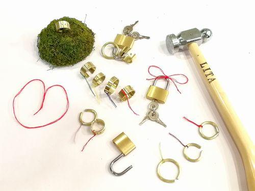 指輪作り体験 名古屋