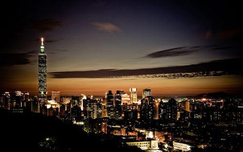 卒業旅行 台湾