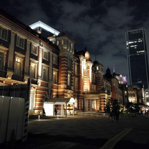 東京駅 格好良い