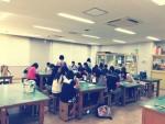 イヤーカフ 【名古屋手作り 体験 ワークショップ】