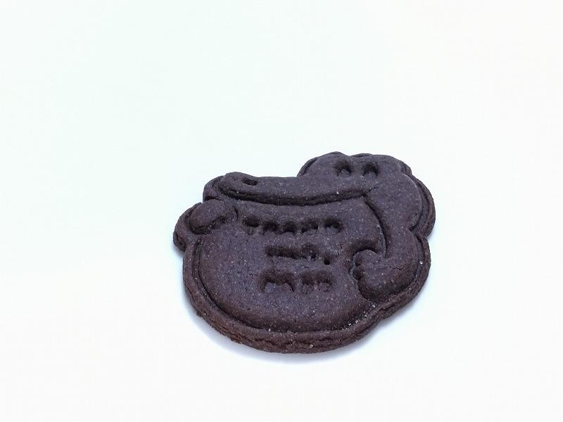 ワニくんクッキー