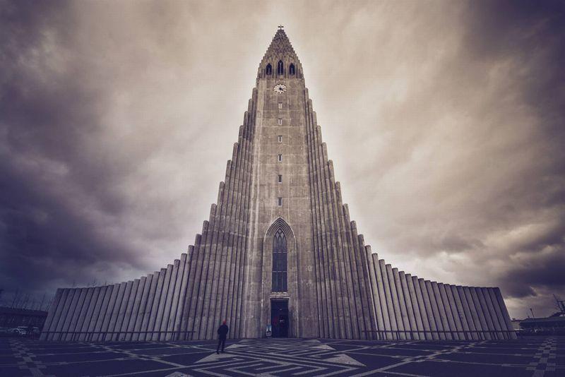 アイスランド 建造物