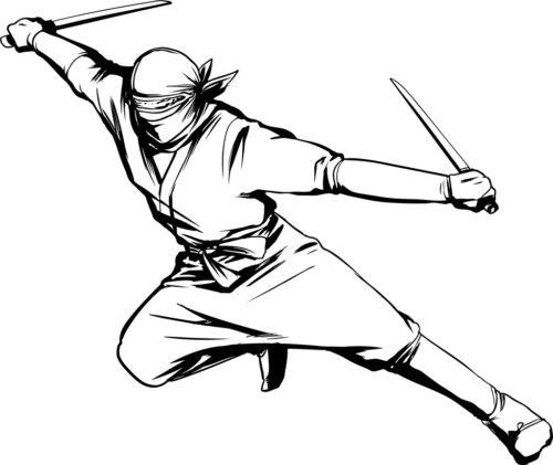 忍者 フリー画像