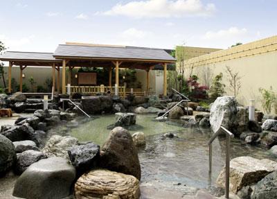 コロナの湯 中川店