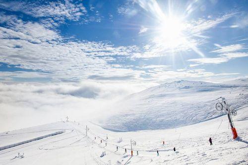 雪景色 フリー