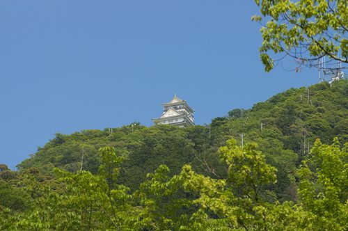 金華山 名古屋周辺